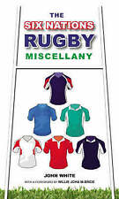 The Six Nations Rugby Miscellany, White, John, Very Good Book