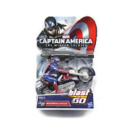 Marvel Captain American The Winter Soldier Blast n' Go Assault Cycle Avengers