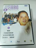 Los Serrano Segunda Temporada Volumenes 7-11 con 16 Capitulos  - 5 x DVD
