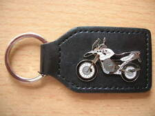 Porte clé BMW F 850 GS/f850gs Dakar blanc white Moto Art. 0831