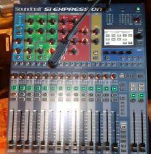 Soundcraft SI Expression 1 Digitalmixer Mischpult
