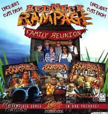 REDNECK RAMPAGE, ROUTE 66, CUSS PACK, REDNECK RIDES Windows 10 8 7 Vista XP