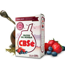 FRUIT OF THE FOREST BLUBERRY CBSE erba Mate Tè Perdita di peso Energy Booster 500g