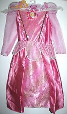 DISNEY PRINCESS SLEEPING BEAUTY  PLAY COSTUME DRESS GIRLS AGES 3 & UP SZ 4-6X