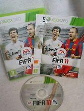 FIFA 11 * X360 Xbox 360 PAL * !!Cómo nuevo!!