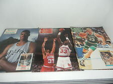 19 Beckett Basketball Magazine Early Issues