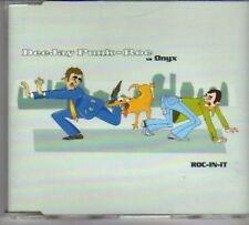 (BH539) Deejay Punk-Roc VS Onyx, Roc-In-It - 1999 DJ CD