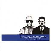 Pet Shop Boys - Discography  (The Complete Singles Collection) Cd New Sealed