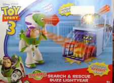 DISNEY TOY STORY 3 SEARCH & RESCUE BUZZ LIGHTYEAR *NEW*