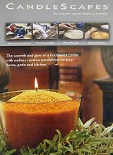 Candlescapes Wax Beads HARVEST GOLD 15 oz. No Mess Candle Free US Shipping