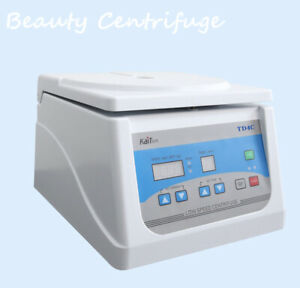 8*10ml RP Beauty Centrifuge CGF PRF Desktop Blood Centrifuge Serum Fat Separator