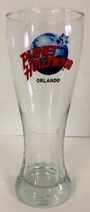 PLANET HOLLYWOOD GLASS BEER MUG @ ORLANDO