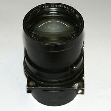 VERY Rare GOI SELENA-1 1.25/160mm EXTREMELY Fast Lens 14 blades Aperture