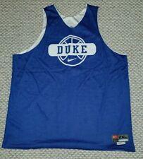 Nike Duke Basketball AUTHENTIC Practice-used Jersey #3 Greg Paulus - XXL