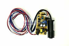 Focusable 650nm 100mW Red Laser Dot Diode Module 5V W/ Driver Out 18x45mm