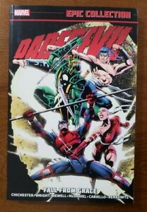 DAREDEVIL Marvel Epic Collection Fall From Grace Vol 18 TPB GN SC OOP NEW UNREAD