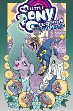My Little Pony: Legends of Magic Omnibus by Jeremy Whitley 9781684055661
