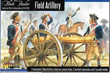 Warlord American War, Independence, Field Artillery 1776-1783, 28mm AWI02 ST