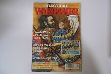 PRACTICAL WARGAMER SEP/OCT 1995  FRENCH WARS OF RELIGION 1562-1598-MAGAZINE.