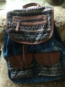 Damen rucksack groß