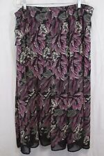 JM Collections Ladies Skirt Size 20W NWT Polyester