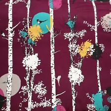 Indelible By the yard Art Gallery Fabrics Stamped Grove Nightfall