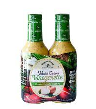 Virginia Brand Vidalia Onion Vinegarette 30 oz. ea., 2 pk.*The Best Price*