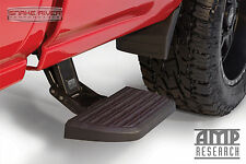 AMP RESEARCH BEDSTEP 2 RETRACTABLE TRUCK STEP 2015-2017 FORD F150 SHORT BED GAS