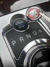 Jaguar XF 2009-2014 Engine start stop button repair kit 3d sticker decal cover