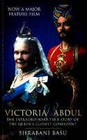 Victoria & Abdul by Shrabani Basu (author)