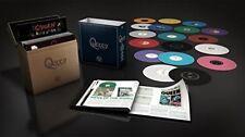 Queen The Complete Studio Album Collection 18 LP Coloured Vinyl Book