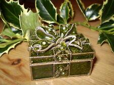 Little Danois cristal Autrichien Céramique Cadeau BIBELOT box.shipped SUIVI