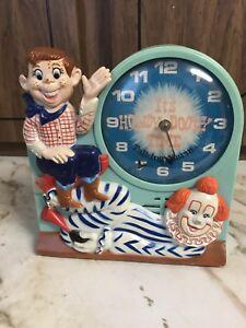 Howdy Doody Clock