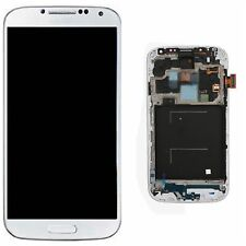 Fr Samsung Galaxy S4 S IV i9500 i9505 i337 LCD Touch Screen Digitizer with Frame
