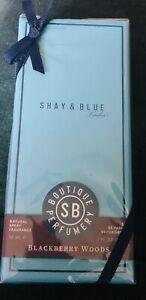 Shay & Blue 'Blackberry Woods' 30ml EDP - New & Sealed. RRP £30