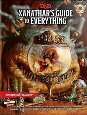 Xanathar's Guide to Everything by Wizards RPG Team - 2017 Hardcover