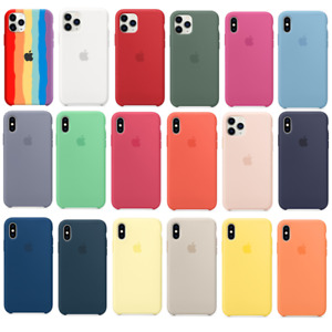 For Apple iPhone 12 Pro Max Mini Soft Silicone OEM Original Case Cover Back