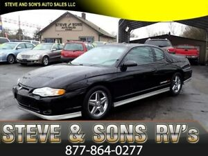 2005 Chevrolet Monte Carlo SS Supercharg