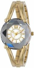 NEW Womens Marc Ecko UNLTD Watch Crystal Gold Stainless Steel E8M099MV $90