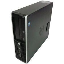 HP Compaq 6300 Pro Desktop Quad Core i5-3470 3.2GHz - 8GB - 250GB w/ WiFi Win 10
