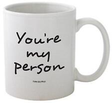 Funny Guy Mugs You're My Person  - Tazza di caffè