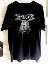 Uber Rare Vintage 80's 90's Dismember T Shirt Swedish Death Metal XL Rock Music