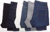 Mens Ex M&S Limited Edition Skinny Fit Added Stretch Jeans,  **SECONDS** MS41