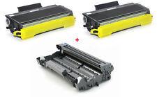 3 Pack (2TN650 + DR620) for Brother HL-5340,HL-5370,DCP-8080,MFC-8680,MFC-8890