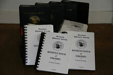 Forgery Reference Manuals from the German Philatelic Society & Dr. Werner Borne