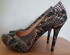 7d1ceaa074e Dune Snakeskin Court Shoes for Women for sale | eBay