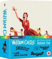 Neuf William Castle Coffret Volume Deux - Édition Limitée Blu-Ray (PHILTD098)