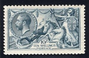 1918-19 Great Britain. SC#181. SG#417. Mint, Never Hinged, VF.