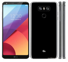 "LG G6 H871 Unlocked 32gb 4gb RAM Android 7.0 4g LTE FM Radio 5.7"" Mobile Phone Black"