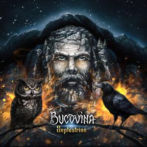 BUCOVINA (Romania) - Septentrion CD 2018 (Viking Metal) digipack